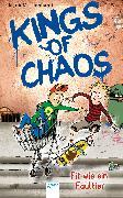 Cover-Bild zu Leonhardt, Jakob M.: Kings of Chaos (2). Fit wie ein Faultier (eBook)