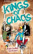 Cover-Bild zu Leonhardt, Jakob M.: Kings of Chaos (3). Bleib locker, Stinktier! (eBook)
