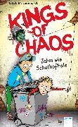 Cover-Bild zu Leonhardt, Jakob M.: Kings of Chaos (1). Zahm wie Schulhofhaie (eBook)