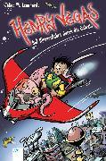 Cover-Bild zu Leonhardt, Jakob M.: Henry Vegas (1). Auf Klassenfahrt durch die Galaxie (eBook)