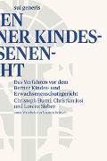 Cover-Bild zu Hurni, Christoph: Das Verfahren vor dem Berner Kindes- und Erwachsenenschutzgericht