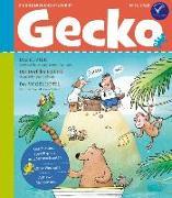Cover-Bild zu Hagemann, Bernhard: Gecko Kinderzeitschrift Band 72