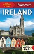 Cover-Bild zu Robbins, Parker: Frommer's Ireland (eBook)