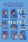 Cover-Bild zu Yes No Maybe So