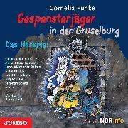 Cover-Bild zu Funke, Cornelia: Gespensterjäger in der Gruselburg (Audio Download)