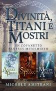 Cover-Bild zu Amitrani, Michele: Divinità, Titani e Mostri (eBook)