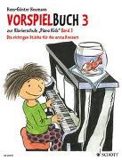 Cover-Bild zu Heumann, Hans-Günter: Vorspielbuch 3
