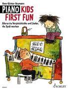 Cover-Bild zu Heumann, Hans-Günter: Piano Kids First Fun