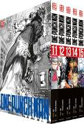 Cover-Bild zu Murata, Yusuke: ONE-PUNCH MAN - Box mit Band 11-15