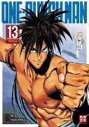 Cover-Bild zu Murata, Yusuke: ONE-PUNCH MAN 13