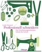 Cover-Bild zu Professionell schneidern von Maynard, Lynda