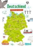 Cover-Bild zu Stahr, Christine: Pixi Wissen 109: VE 5 Deutschland