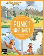 Cover-Bild zu Precht, Thade: Punkt für Punkt - Ein Dino-Comic zum Verbinden und Ausmalen