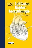 Cover-Bild zu Leitfaden Kinderherzchirurgie von Schmid, Christof