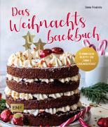 Cover-Bild zu Friedrichs, Emma: Das Weihnachtsbackbuch