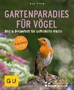 Cover-Bild zu Hofmann, Helga: Gartenparadies für Vögel (eBook)