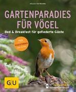 Cover-Bild zu Hofmann, Helga: Gartenparadies für Vögel