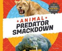 Cover-Bild zu Olson, Elsie: Animal Predator Smackdown