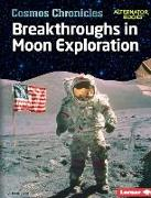 Cover-Bild zu Olson, Elsie: Breakthroughs in Moon Exploration
