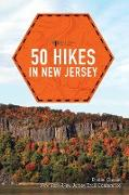 Cover-Bild zu Chazin, Daniel: 50 Hikes in New Jersey (Fifth) (Explorer's 50 Hikes) (eBook)