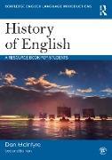 Cover-Bild zu Mcintyre, Dan: History of English (eBook)