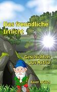 Cover-Bild zu Brüßel, Xaver: Das freundliche Irrlicht (eBook)