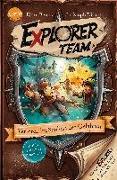 Cover-Bild zu Berenz, Björn: Explorer Team. Verloren im Schloss der Gefahren