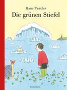 Cover-Bild zu Traxler, Hans Georg: Die grünen Stiefel