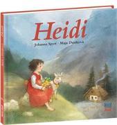 Cover-Bild zu Spyri, Johanna: Heidi