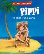 Cover-Bild zu Lindgren, Astrid: Pippi in Taka-Tuka-Land (farbig)