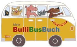 Cover-Bild zu Müller, Birte: Mein BulliBusBuch