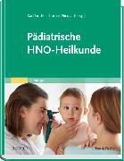 Cover-Bild zu Pädiatrische HNO-Heilkunde von Götte, Karl (Hrsg.)