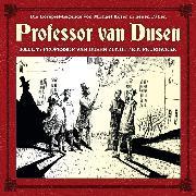 Cover-Bild zu Professor van Dusen, Die neuen Fälle, Fall 7: Professor van Dusen zündet ein Feuerwerk (Audio Download) von Niemann, Eric