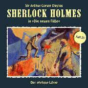Cover-Bild zu Sherlock Holmes, Die neuen Fälle, Fall 21: Der ehrlose Löwe (Audio Download) von Masuth, Andreas