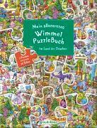 Cover-Bild zu gondolino Wimmelbücher (Hrsg.): Mein allererstes WimmelPuzzleBuch - Im Land der Drachen