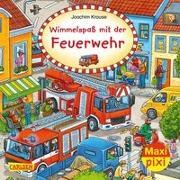 Cover-Bild zu Krause, Joachim (Illustr.): Maxi Pixi 319: VE 5 Wimmelspaß mit der Feuerwehr (5 Exemplare)