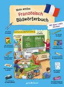 Cover-Bild zu gondolino Bildwörter- und Übungsbücher (Hrsg.): Mein erstes Französisch Bildwörterbuch