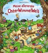 Cover-Bild zu Krause, Joachim (Illustr.): Meine allererste OsterWimmelWelt