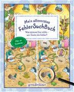 Cover-Bild zu gondolino Meine allerersten Bücher (Hrsg.): Mein allererstes FehlerSuchBuch: Was stimmt hier nicht - wer findet die Fehler?