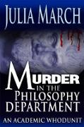 Cover-Bild zu March, Julia: Murder in the Philosophy Department (eBook)