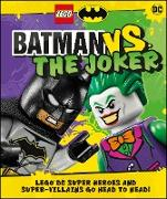 Cover-Bild zu March, Julia: LEGO Batman Batman Vs. The Joker (eBook)