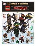 Cover-Bild zu March, Julia: THE LEGO® NINJAGO® MOVIE Das große Stickerbuch