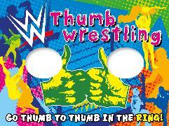 Cover-Bild zu March, Julia: WWE Thumb Wrestling
