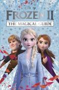 Cover-Bild zu March, Julia: Disney Frozen 2 The Magical Guide