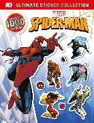 Cover-Bild zu March, Julia: Ultimate Sticker Collection: Spider-Man
