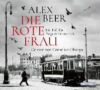 Cover-Bild zu Beer, Alex: Die rote Frau