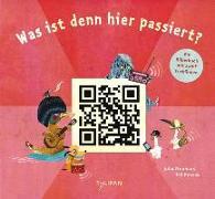 Cover-Bild zu Penzek, Till: Was ist denn hier passiert?