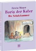 Cover-Bild zu Moser, Erwin: Boris der Kater - Die Schatzkammer