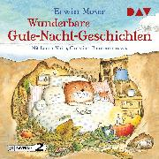 Cover-Bild zu Moser, Erwin: Wunderbare Gute-Nacht-Geschichten (Audio Download)