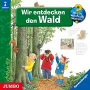 Cover-Bild zu Weinhold, Angela: Wieso? Weshalb? Warum? Wir entdecken den Wald